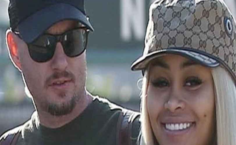 Photos: Blac Chyna spotted with her rumoured new boo