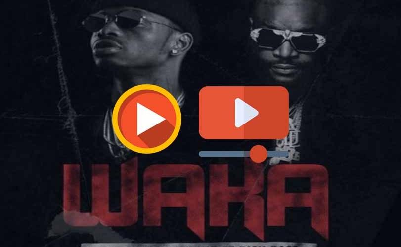 Diamond Platnumz ft. Rick Ross – Waka (Audio & Video)