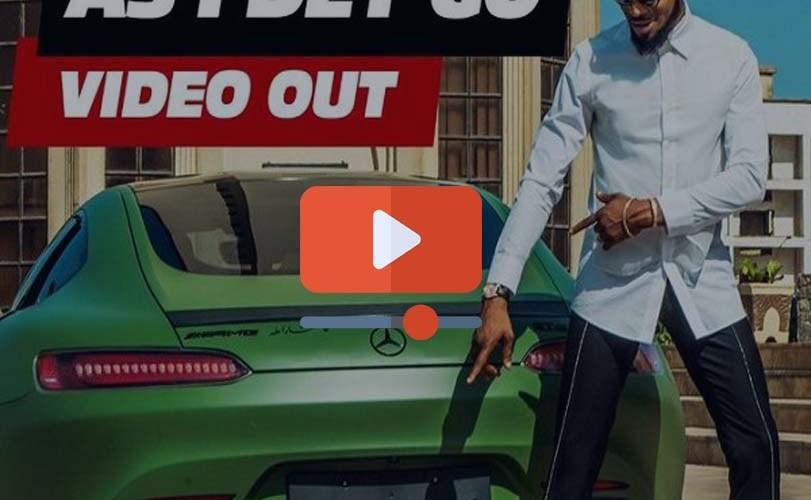D'Banj – As I Dey Go (Video)
