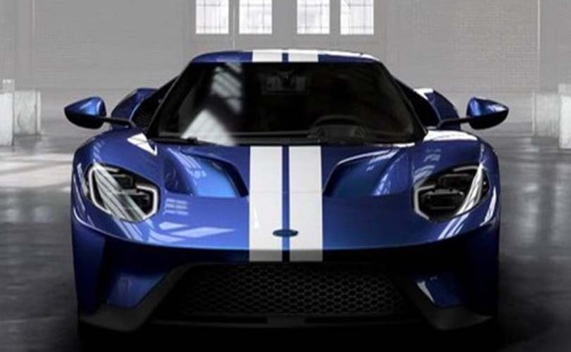 Ford sues John Cena for selling his Ford GT after less than a month