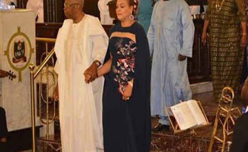 Photos: Osinbajo, Ambode, Gowon, Amosun, El-Rufai, Ooni of Ife, Rotimi Amaechi, others at General T.Y Danjuma's 80th birthday party