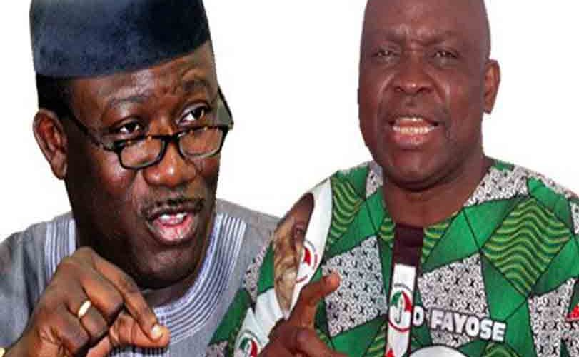 Ekiti Govt. Shuts Down Radio Station Allegedly Owned By Fayose