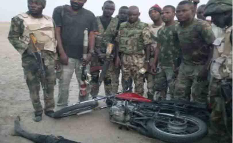 Nigerian Army ambush Boko Haram bomb expert, recovers over 200 cows