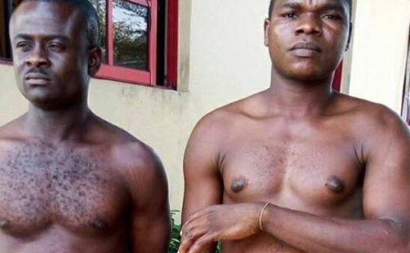 Rivers State Police command arrests Two fake SARS operatives