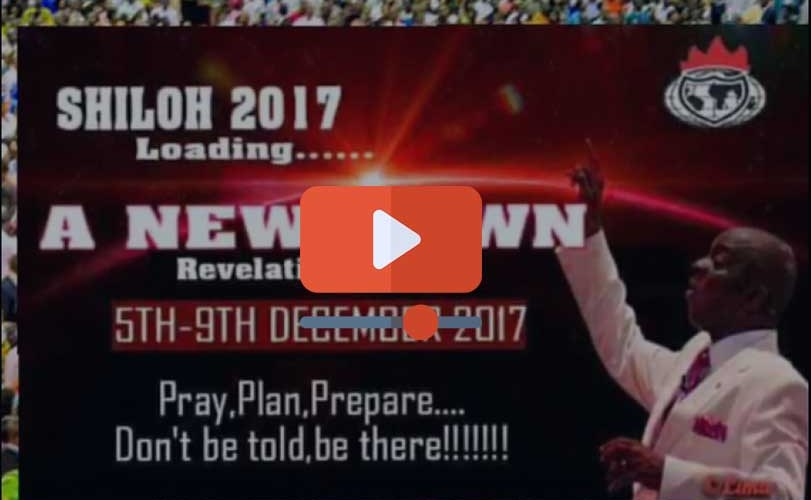 Shiloh 2017 – Hour of Visitation – (Day 2 Night)