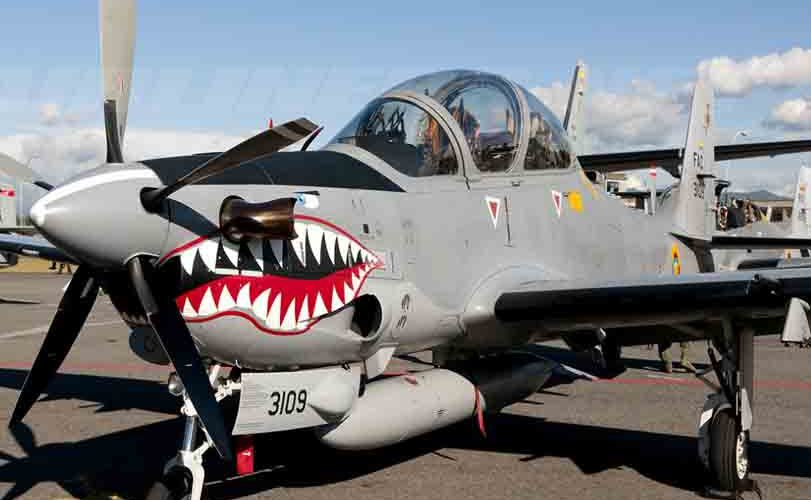 US presents documents on sale of 12 Super Tucano to Nigeria