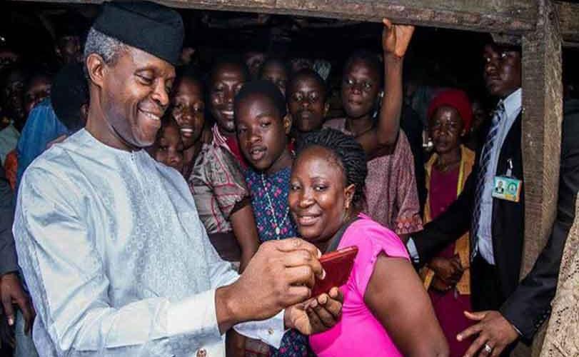 VP Osinbajo's Clarion Call For The Rebirth of A New Nigeria