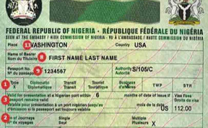 Nigeria only African country currently issuing biometric visa — Official