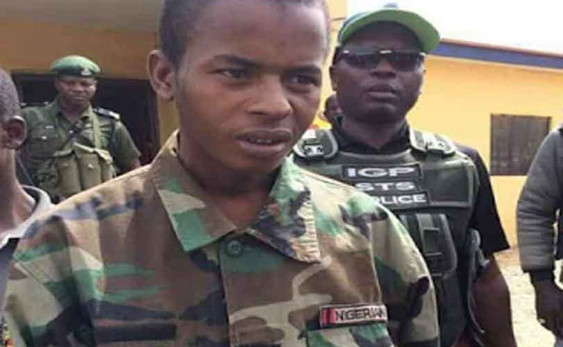 20-year-old leader of deadly Abuja-Kaduna highway kidnap gang allegedly confesses to killing over 10 victims and drinking their blood