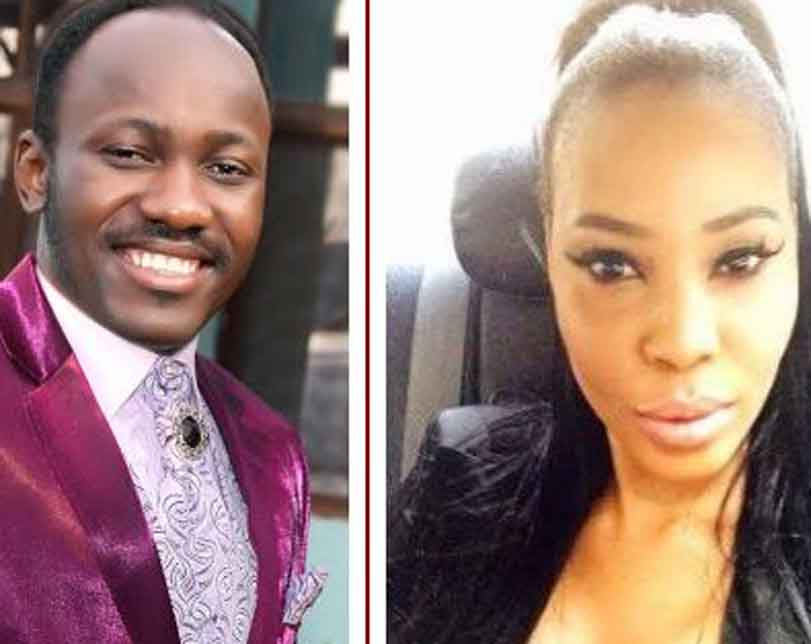 Video: Stephanie Otobo in new interview says she was never forced to confess at Apostle Suleman's church, vows to reveal the politicians that paid her