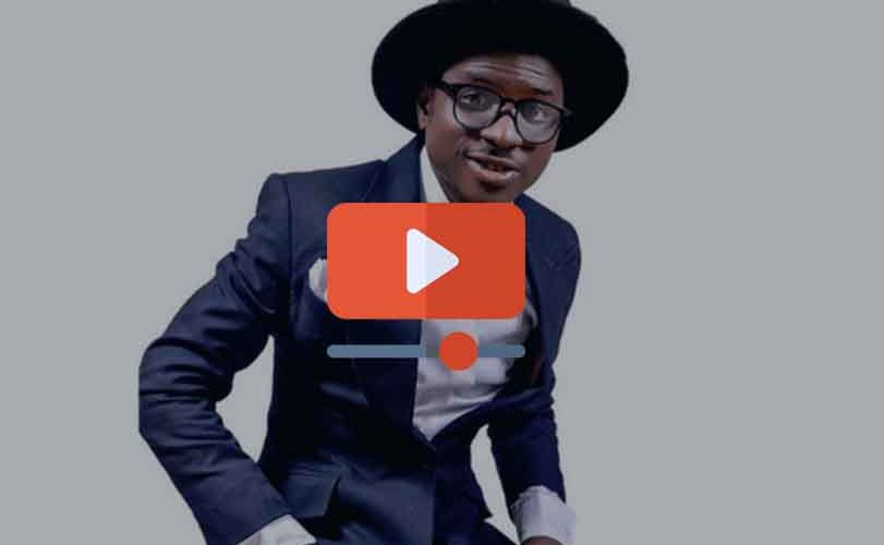Kenny Blaq's Performance At Alibaba's January 1st 2018 (Comedy)