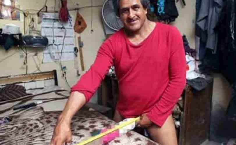 Mexican man with World's Longest Penis' exposed as Doctor alleges that his manhood is only 6-Inches long