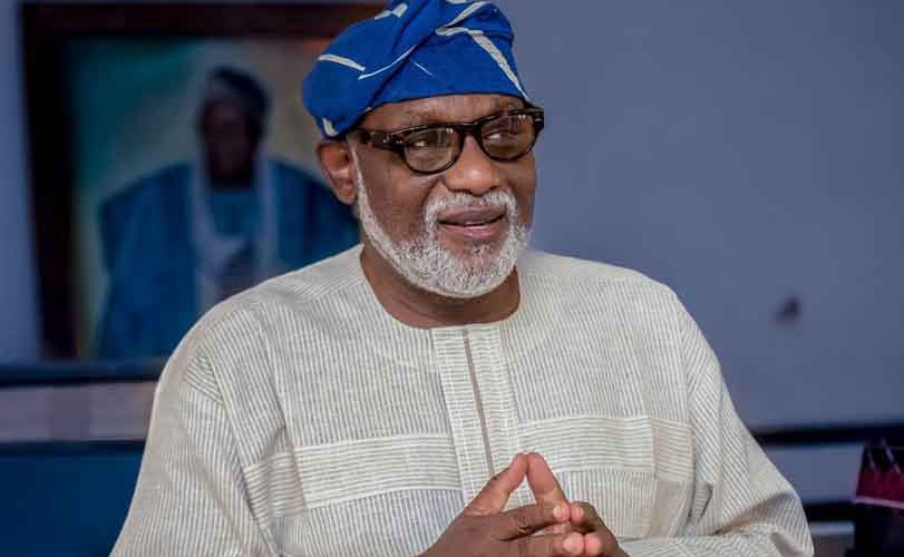 Gov Akeredolu attacks Oshiomhole: You Will Destroy APC With Your Impunity
