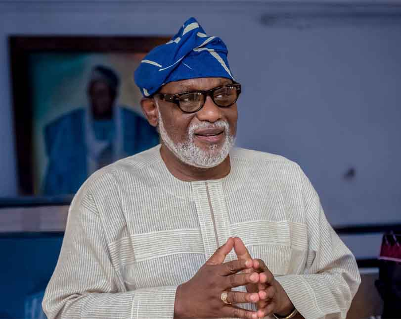 Akeredolu Appoints 27 New Permanent Secretaries