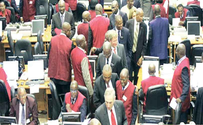 Stock market ends 2017 with N4.4trn gain