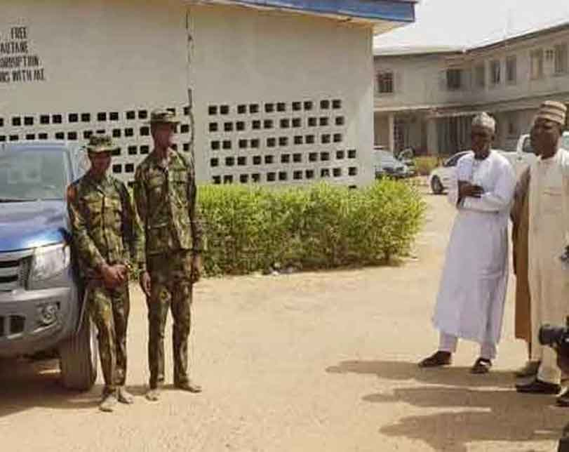 Two ex-Military officers arrested for alleged robbery in Kano State