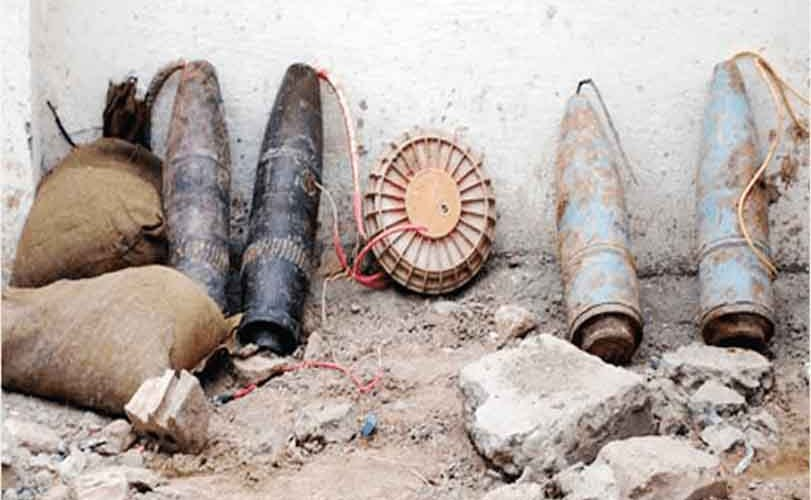 Anxiety as police, army discover bombs in Edo State