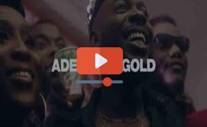Adekunle Gold – Ire [New Video]