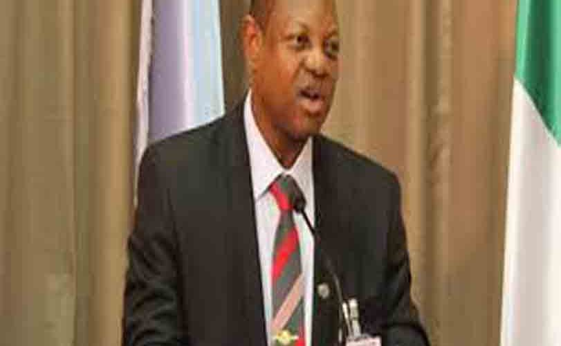 EFCC arrests former codinator of Amnesty Programme, Paul Boroh and discovered $9 million cash at the residence