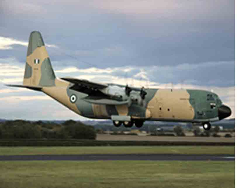 Nigerian Air Force Destroys Boko Haram's Logistics Base In Borno
