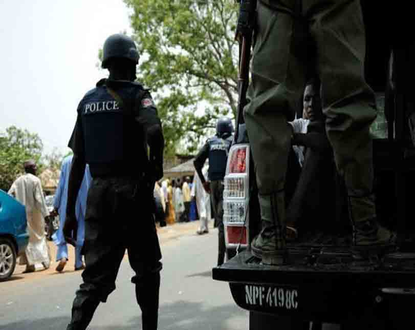 Four policemen to die by hanging for murder