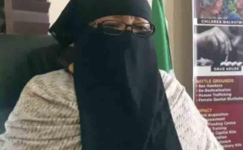 Mama Boko Haram Knows Where The Dapchi Schoolgirls Are?