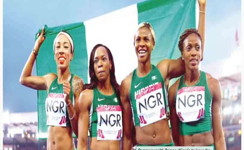 Commonwealth Games: Nigeria to leave for Australia March 24