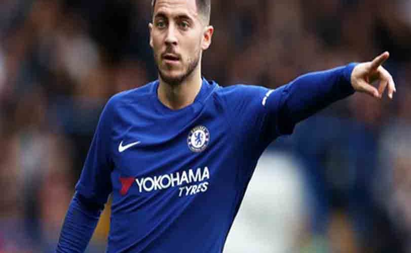 Eden Hazard Gives Chelsea One Condition Before Signing A New Contract