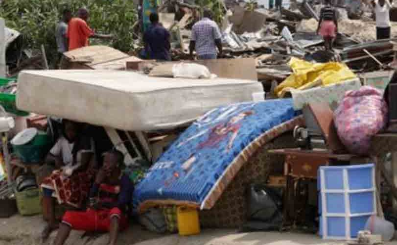 Lagos State rescues 52 homeless children from the streets