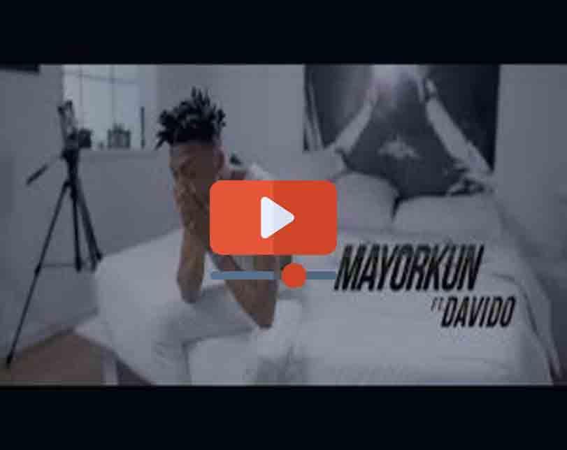 Mayorkun ft. Davido – Bobo (Official Video)