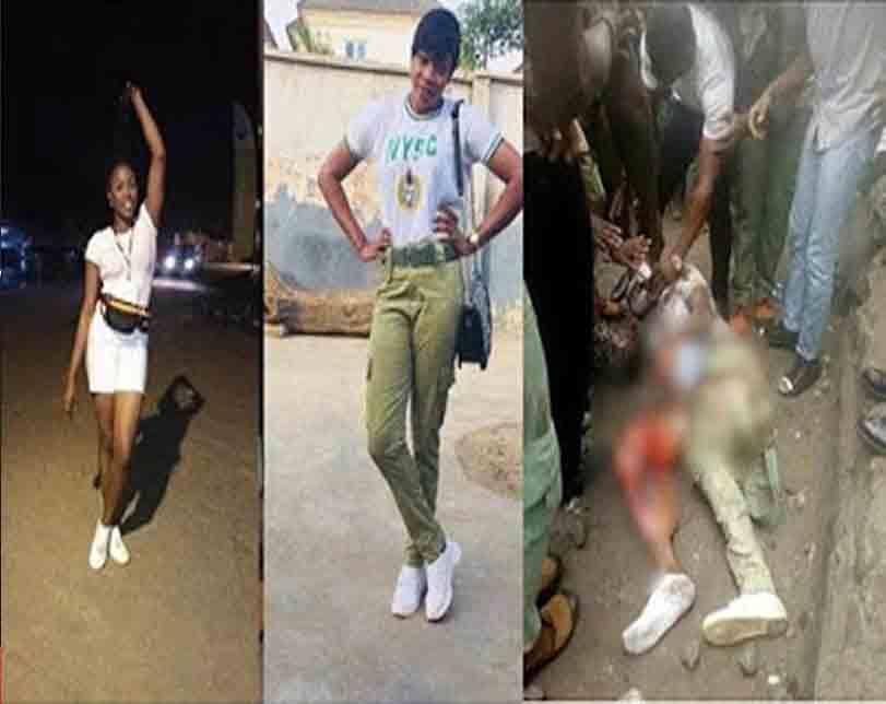 Female Corper Wearing Earphone Hit By Train In Lagos