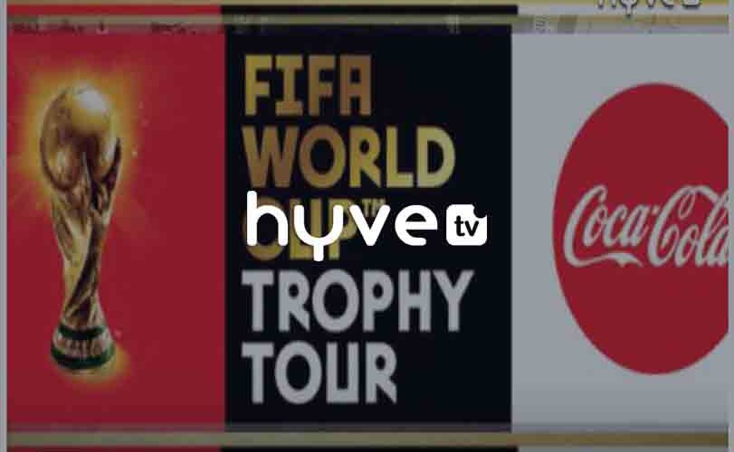 Coca Cola Fifa World Cup Trophy Tour Abuja