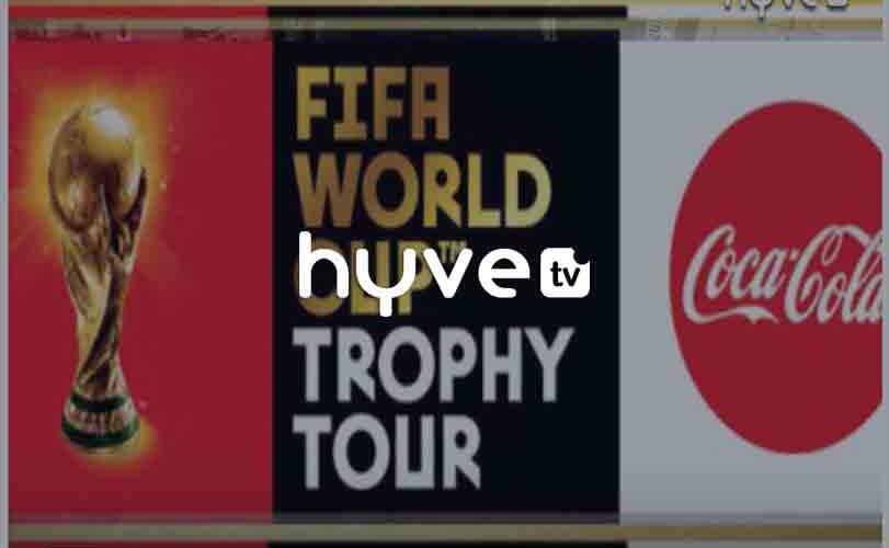 Coca Cola Fifa World Cup Trophy Tour Abuja