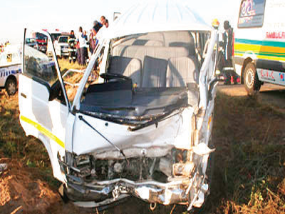 2 kids die, 98 injured in school bus accident in Jos