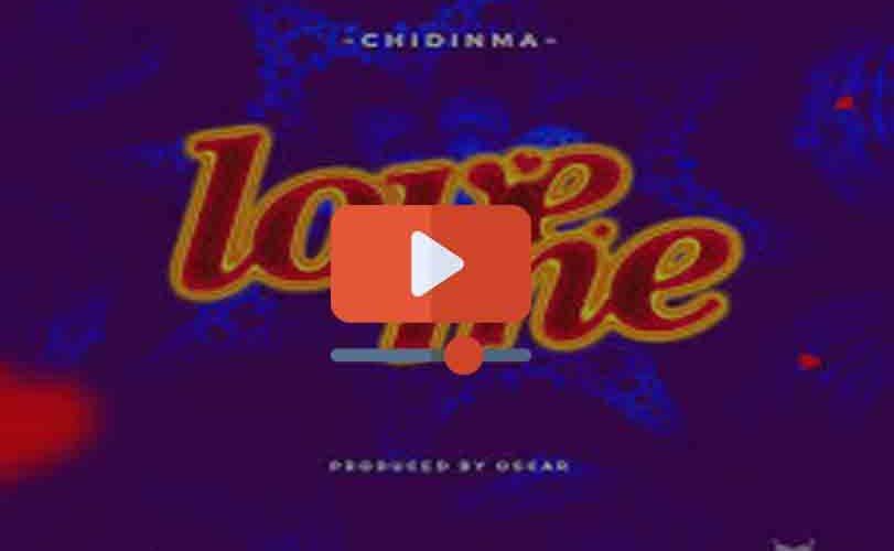 "Chidinma – ""Love Me"" [Video]"