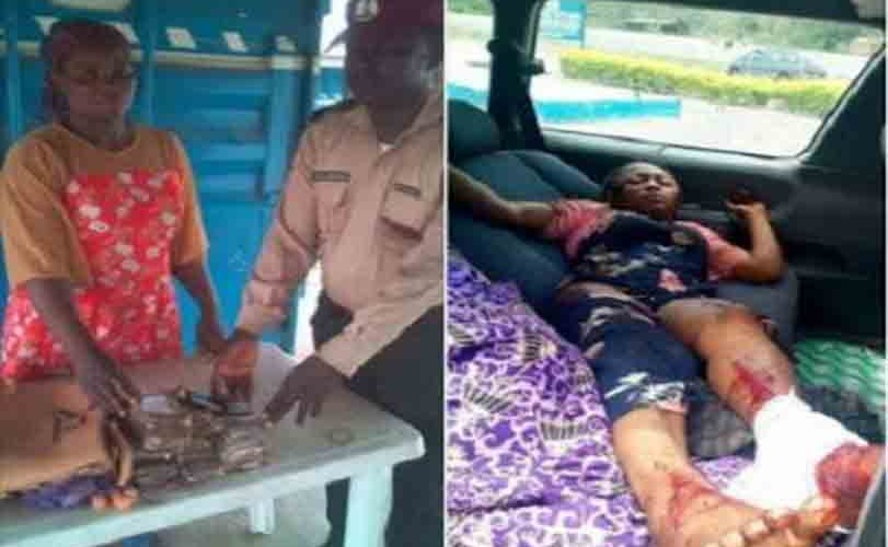 Road Safety Official Returns N2m To Woman Involved In Accident