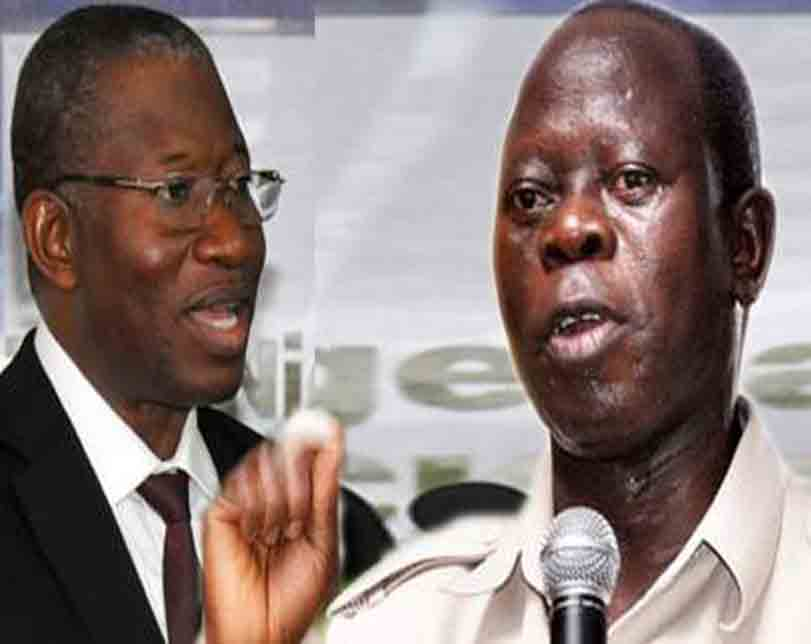 APC Convention: Oshiomhole Apologises For Past 'Sins'