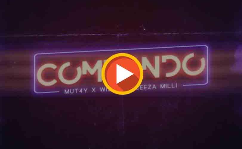 "Wizkid   ft. Mut4y & Ceeza Milli – ""Commando"""