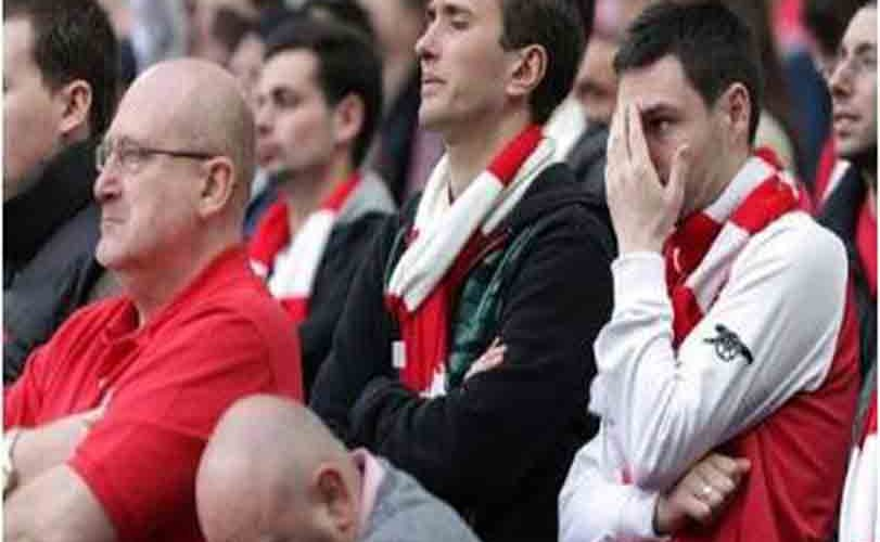 Arsenal Fans React To Europa League Exit, Defeat To Atletico Madrid