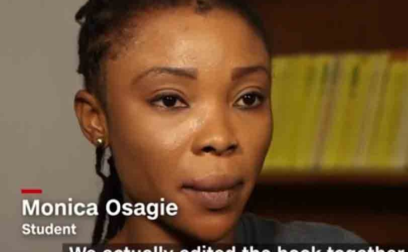 S*x-For-Marks Scandal: OAU Female Student Who Exposed Her Lecturer On Tape Opens Up To CNN
