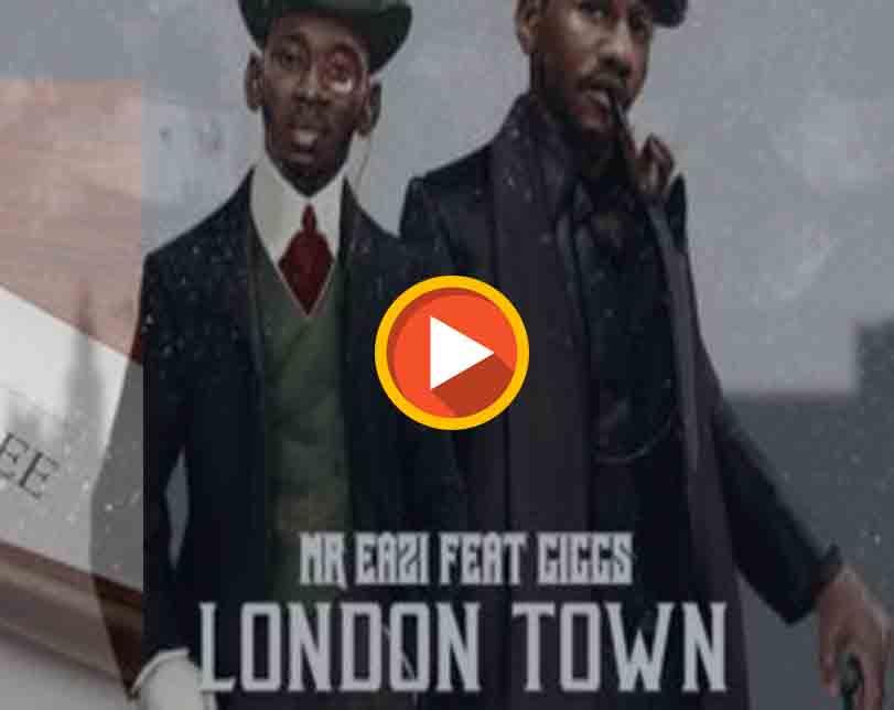"Mr Eazi Ft. Giggs – ""London Town"""