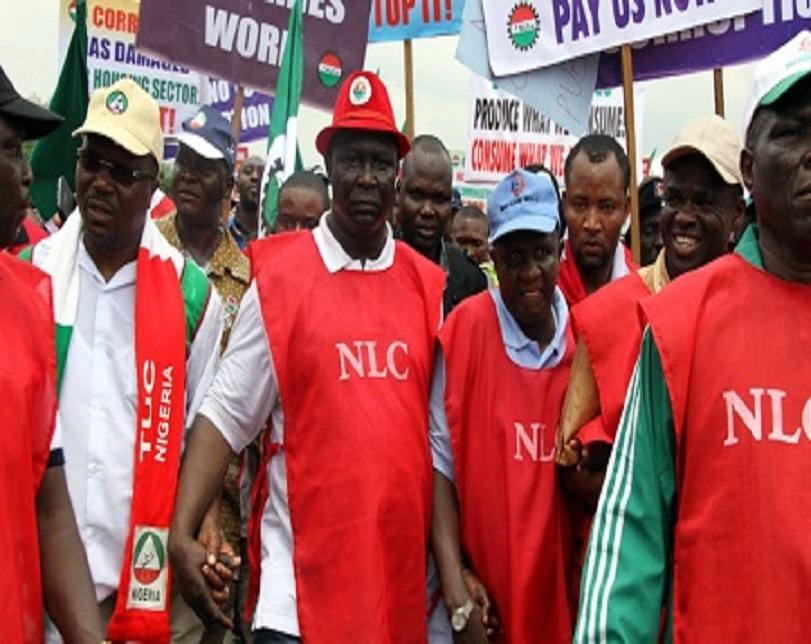 NLC joins aviation unions' strike against catering company