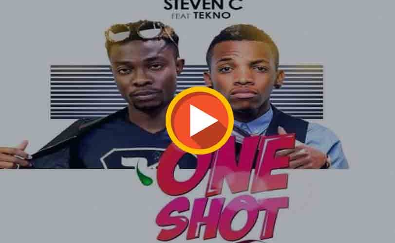 Steven C  Ft. Tekno – One Shot