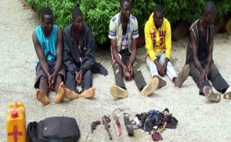 Five Persons Who Set Fulani Community Ablaze In Reprisal Attack Arrested By Army