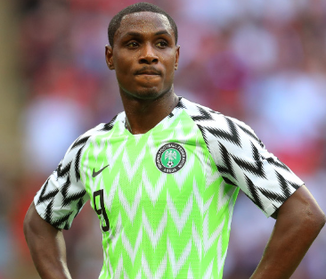 Nigeria vs Argentina: Super Eagles Striker, Ighalo Reacts To Death Threats