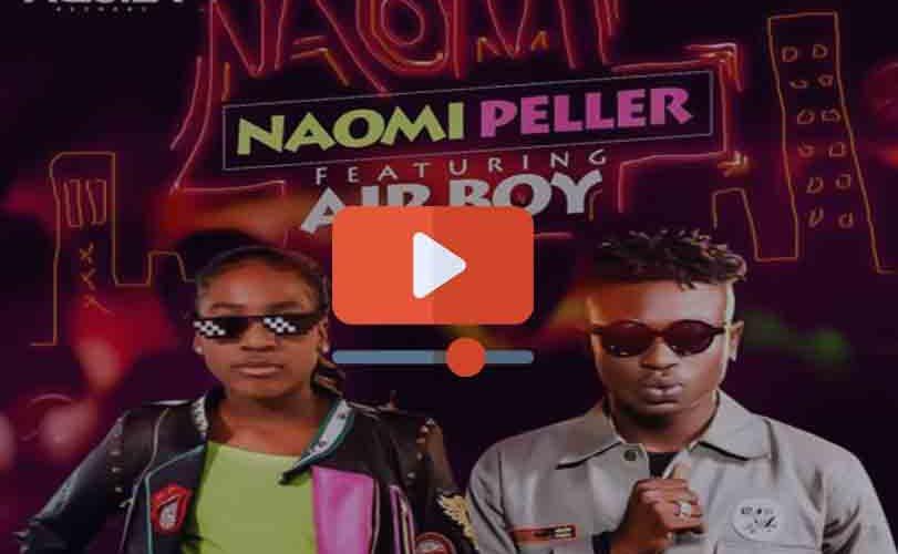 """Naomi Peller ft. Airboy – """"Naomi"""""""