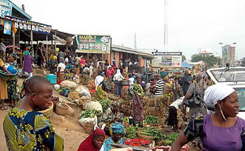Oyo Govt Shuts Popular Bodija Market As Police & Butchers Clash