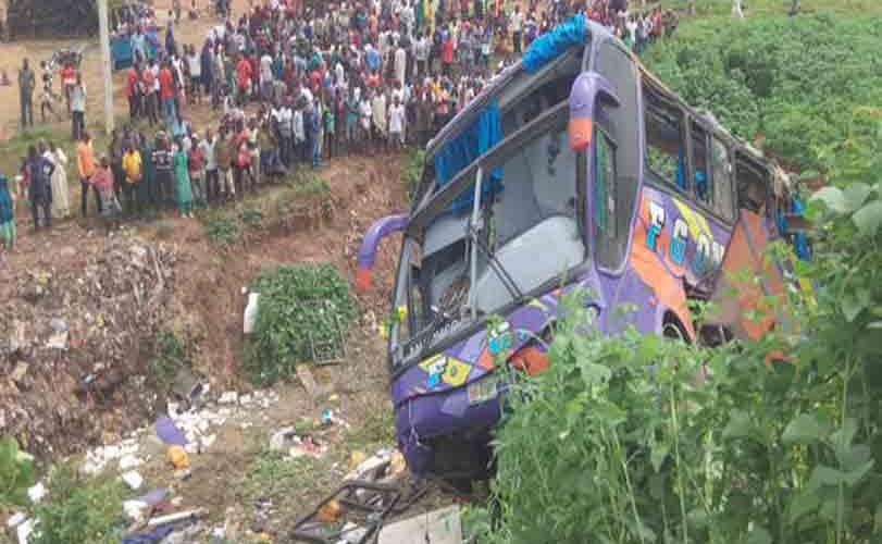 6 killed, 69 injured in Kwali auto crash