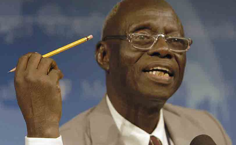 Former Minister Of Finance, Adamu Ciroma Is Dead