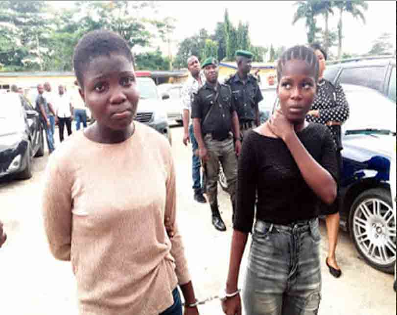 Young Lady Plans Her Kidnap In Lagos To Defraud Her Father